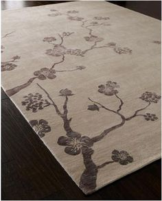 Asian inspired area rugs