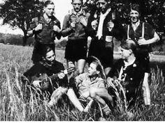 The origins of the Edelweißpiraten can be traced to the period immediately prior to World War II, as the state-controlled Hitler Youth was mobilized to serve the state, at the expense of the leisure activities previously offered to young people. This tension was exacerbated once the war began and youth leaders were conscripted. In contrast, the Edelweißpiraten offered young people considerable freedom to express themselves and to mingle with members of the opposite sex,