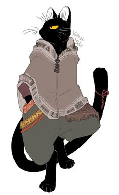 Cat Character, Fantasy Character Design, Character Design References, Character Drawing, Character Design Inspiration, Character Concept, Dungeons And Dragons Characters, Dnd Characters, Fantasy Characters