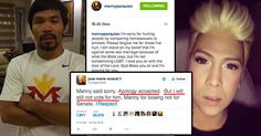 [Todays Viral] Vice Ganda already accepted Pacquiao's apology but still has something to say to him!