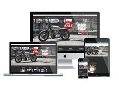 WS Motorcycle - Motorbike Wordpress  by WooCommerce Themes on @creativemarket
