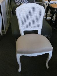 CHATEAU French Provincial OAK Dining Chair