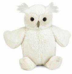 medium woodland owl from Pink Olive - $22.00