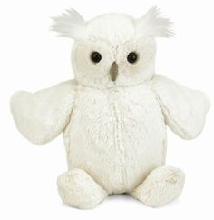 What does a truly productive morning entail?  Googling stuffed animal owls, of course!  WANT!