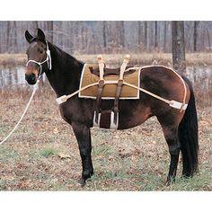 "Brown Weaver Three-Way Nylon Hobbles for Horses 1//4/"" Felt Lined"