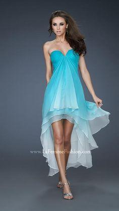 La Femme 18049 | La Femme Fashion 2013 - La Femme Prom Dresses - Dancing with the Stars