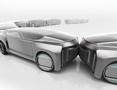 44 Examples of Autonomous Vehicles http://www.trendhunter.com/slideshow/autonomous-vehicles… #Autos