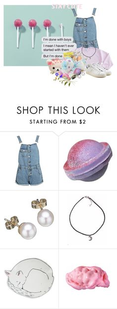 """""""Untitled #849"""" by jaykitten123 ❤ liked on Polyvore featuring Boohoo, D&G, London Road and adidas Originals"""