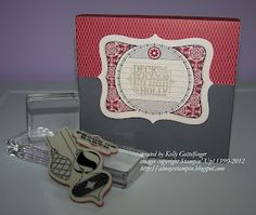 Always Stampin': Sixth Annual BOXtober