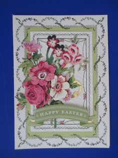 Pretty Paintings card kit--Anna Griffin