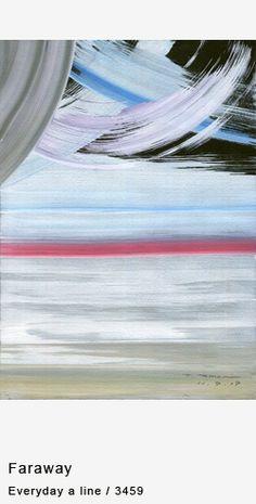 2015年7月 - Everyday a line - collection / Taro Tomori