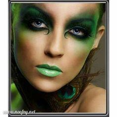 elf-makeup-3.jpg by noofny, via Flickr