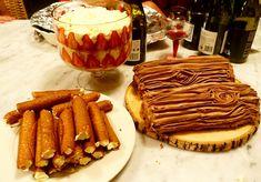 Xmas desserts! ❤️👌🏽