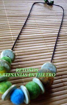 En tonos de verde