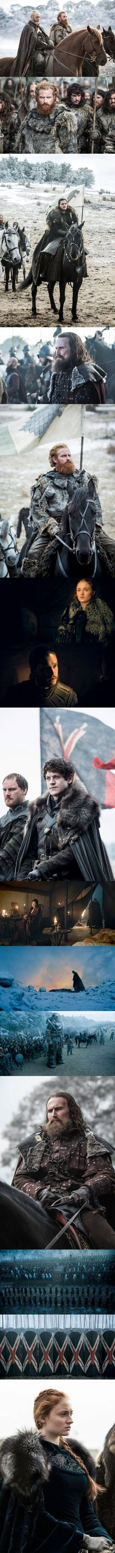 I'm glad ramsay is dead, but I am seriously miffed that Jon basically stole Sansa's birthright: the North