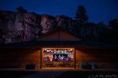 J. La Plante Photo | Boulder Wedding Photographer | @planetbluegrass Wedding | Reception barn at Planet Bluegrass
