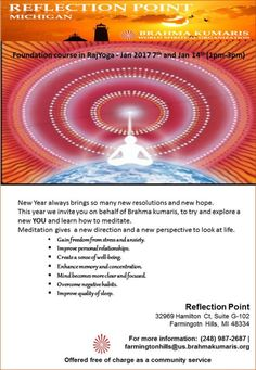 Foundation Course in RajYoga @ Reflection Point