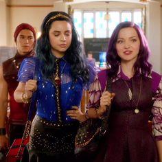 Descendants Trailer: The New Generation of Disney Villains Is Pretty Sassy