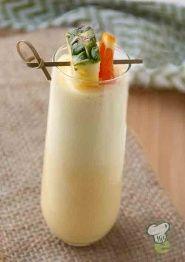 Orange Pineapple Smoothie Recipe