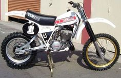 yamaha it465 1981 - my brother had one of these, nearly killed myself on it!! Didn't stop me getting the bug and ending up with a kx500 and various 'new' 4 strokes.