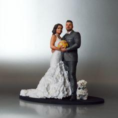 One Shoulder Wedding Dress, 3d, Wedding Dresses, Fashion, Bride Dresses, Moda, Bridal Gowns, Fashion Styles, Weeding Dresses