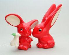 bunny rabbits by Linda on Etsy