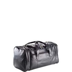 Quinley Leather Leather Travel Duffel