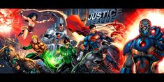 Justice League, Jim Lee