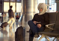 """Ostrich Pillow""  on http://www.drlima.net"