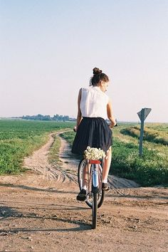 unwind with a bike ride through the countryside