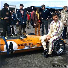 1970 McLaren F1 | Tragedy strikes in 1970 when, aged just 32, founder Bruce McLaren is ...