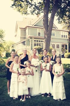 Summer day wedding. Photo by Sarah M #minneapolisweddingphotographer #weddingphotography