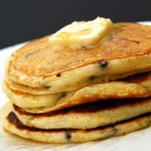 Chocolate Chip Pikelets