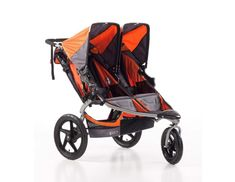 Jogger double stroller, but expensive