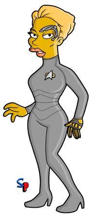 Seven of Nine (Star trek Voyager)