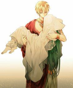 Gilgamesh and Enkidu - Fate