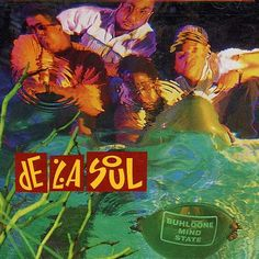 De La Soul: Posdnuos, Trugoy The Dove, Mase. Additional personnel: Shortie No Mass, Melvin Parker, Rodney Jones, Larry Goldings, Frank Wes, SDP, Takagi Kan, May May Ali. Recorded at Sorcerer Studio, M