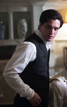Kit Harington as Roland - Testament of Youth