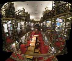The A. D. White Library