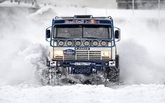 Investing in a KAMAZ commercial heavy-duty vehicle