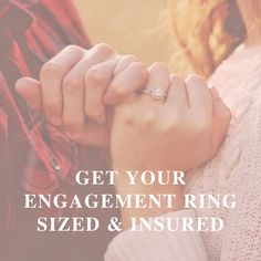 Wedding Planning Tip Alert! 💎Get your engagement ring sized and insured.💎 If your partner didn't get the sizing right don't panic! Contact your jeweller asap and send it in to get resized. You may be without your ring for a while which really sucks, but it's worth the wait. Once your ring is ready, consider asking your jeweller for insurance options, as its better to be prepared. Coverage is usually super-affordable and the peace of mind is invaluable. Read more about these tips here! Wedding Planner Guide, Wedding Day Tips, Wedding Planning Checklist, Engagement Ring Sizes, Engagement Shoots, Elope Wedding, Free Wedding, Getting Engaged, Wedding Coordinator