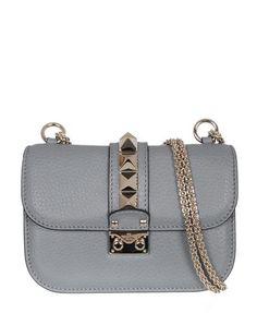 Small Lock Shoulder Bag, Grained Stone by Valentino Lanvin, Balenciaga, Givenchy, Valentino, Proenza Schouler, Bag Sale, Saint Laurent, Notes, Shoulder Bag