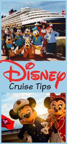 TONS of Disney cruising tips to make your trip even more magical {Insider tips shared my cruisers themselves!}