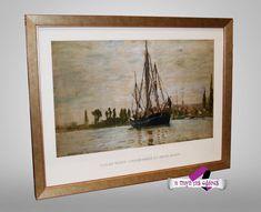 Rouen, Claude Monet, Frames, Painting, Decor, Anchor, Decoration, Frame, Painting Art