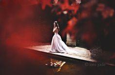 Cerise by `larafairie on deviantART  (Lara Jade Photography)