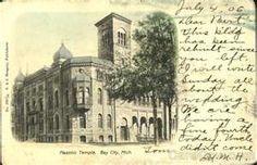 Masonic Temple Bay City Michigan Freemasonry