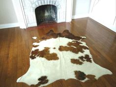 Liberal Gray Cowhide Grids Sewing Cow Hair Pieces Hides Patchwork Area Rug Home