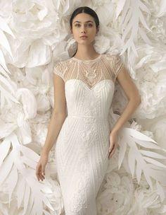 #RosaClaraSoft #CermoConcept #Bruidsmode2018 #026LOUISE