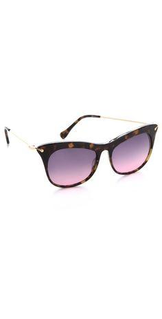 Elizabeth and James Fairfax Sunglasses.  #r29summerstyle