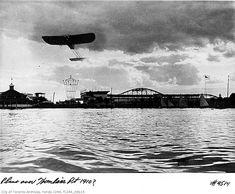Hanlan's Point in Toronto circa 1910.